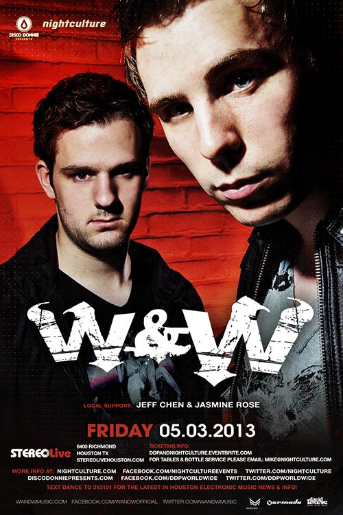 W&W OPEN